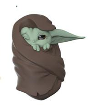 Star Wars The Mandalorian, The Child Blanket Wrapp