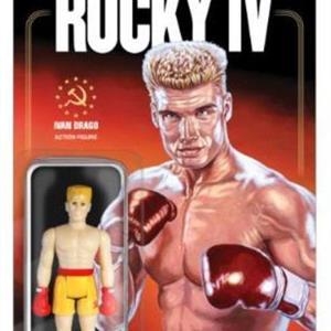 Rocky 4, ReAction, Ivan Drago