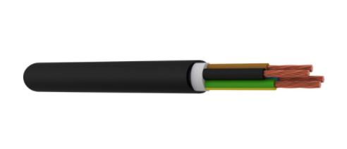 Powerflex 3G6 kabel for montering av ladestasjon