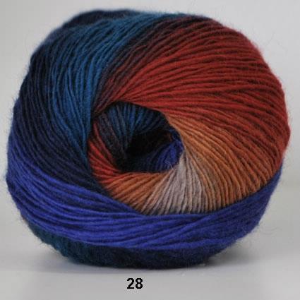Kinna Textil Kunstgarn fg. 28