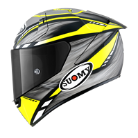 SUOMY SR-GP - On Board Grey/Yellow Matt