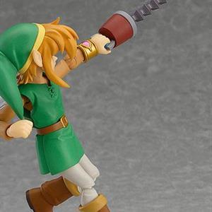 The Legend of Zelda, LBW, Link DX Edition