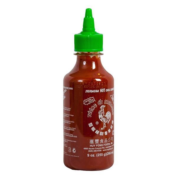 Chilisås Sriracha Hot 24 x 255g