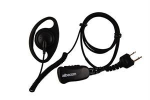 Mini Headset LGR59-S. Yttre