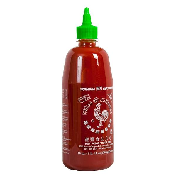 Chilisås Sriracha Hot 12 x 730g