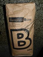 Tierrafino Base S I Oker met stro, droog