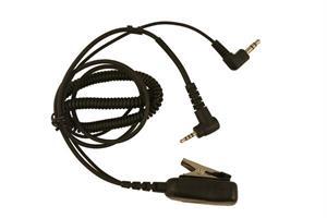 Kabel Hörselskydd 3,5mm.PTT-YL-Lafayette M4/M5