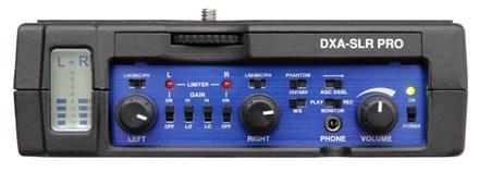 Beachtek XLR adp DXA-SLR PRO