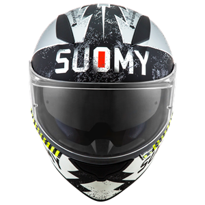 SUOMY SPEEDSTAR - Propeller M Silver/Black