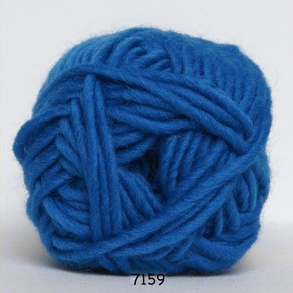 Kinna Textil Naturull turkos