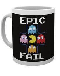 Pac-Man, Epic Fail Mugg