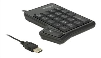 USB Key Pad + tab key