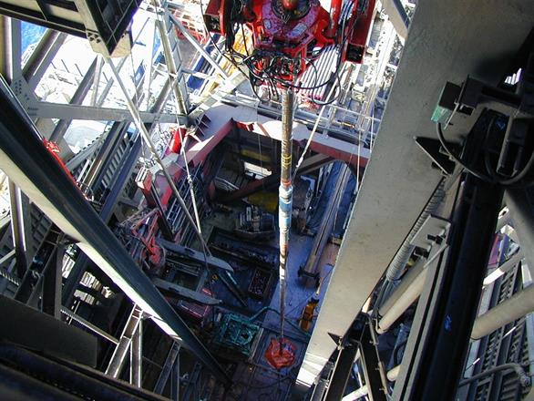 We provide services to the oil- and gas industry - also offshore.