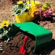 Hinza väska grön stor