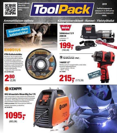 ToolPack Teollisuus