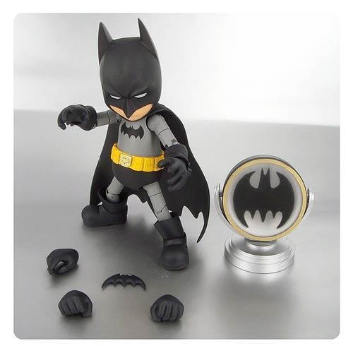 Batman Hybrid Metal Light up Action figure