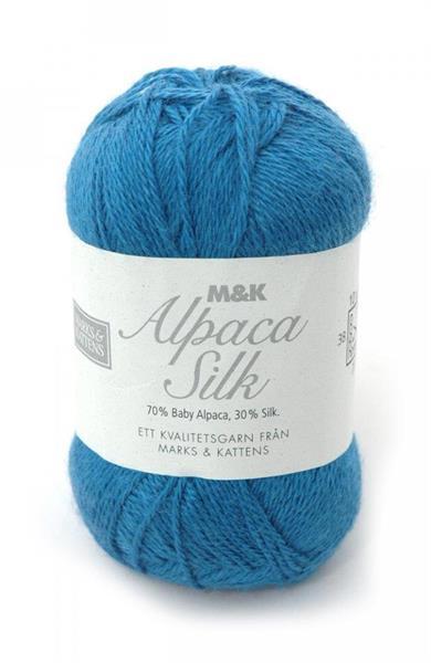 Marks & Kattens Alpacka Silk petrol