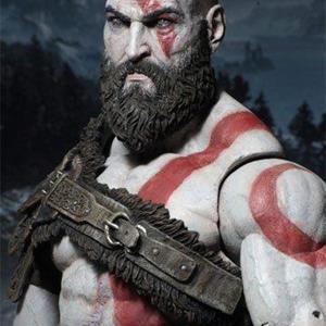 God of War, Kratos (2018)