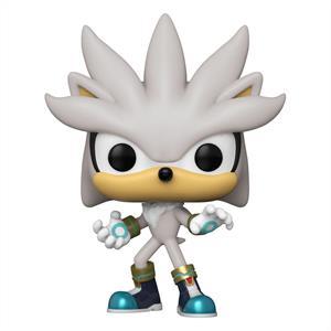 Sonic the Hedgehog POP!, Silver the Hedgehog
