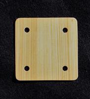 Brickor i papp 6*6 cm (20 st)