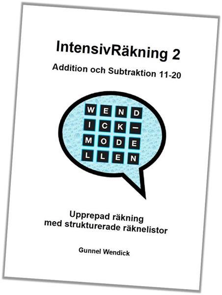 IntensivRäkning 2, Add/Sub 11-20