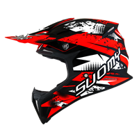 SUOMY X-WING - Gap Red