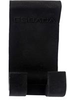 Krok sort silikon for dusjvegg 6-8 mm