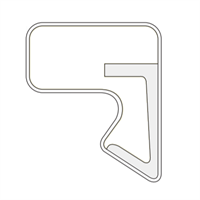 Q-lon 3013 Hvit - Løpemeter
