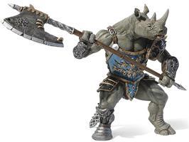 Papo, Noshörnings krigare