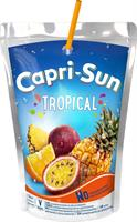 Capri Sun 200ml Tropical 4x10p