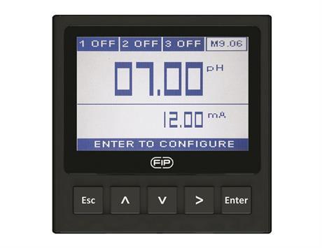 pH/ORP Monitor