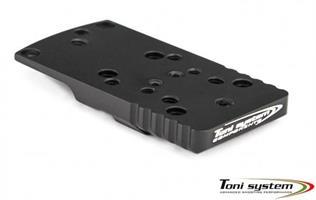 Toni System punapisteen jalusta,Tanfoglio - Type B
