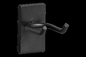Magnetkrok dubbelkrok 55x25x5 mm 2-pack