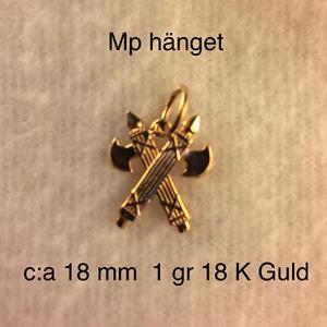 MP Hänget Silver