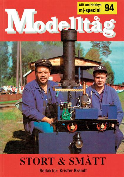 Modelltåg 94 - Stort & Smått