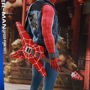 Marvel's Spider-Man, Hot Toys, Spider Punk