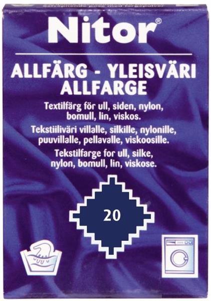 ALLFÄRG  20 MARIN NITOR