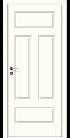 Innerdörr ID 10x20-21 Åland Lätt 4-spegel Vitm 1305.00 kr