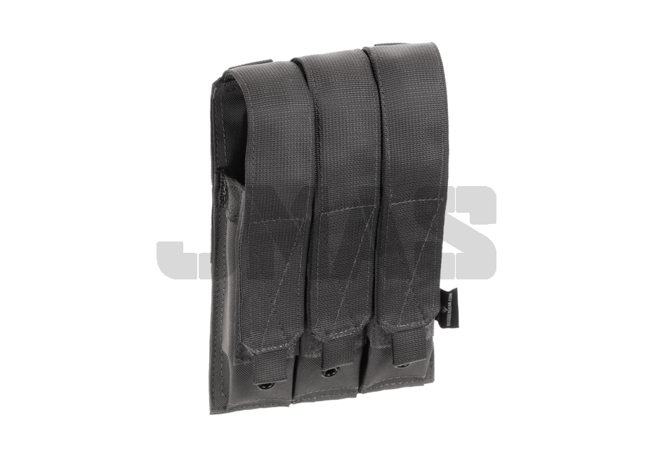 MP5 Triple Mag Pouch Wolf Grey (Invader Gear)