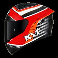 KYT NX RACE - Pirro Replica Carbon
