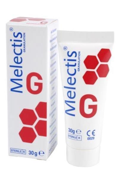 Melectis G Sårgel - for sår som ikke vil gro