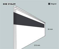 Etiketthållare EXB 210-39F