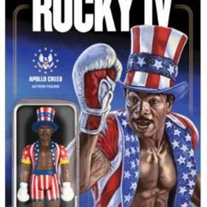 Rocky 4, ReAction, Apollo Creed