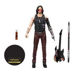 Cyberpunk 2077, Johnny Silverhand, Guitar