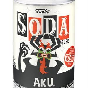 Samurai Jack Vinyl SODA, Aku