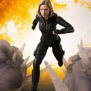Avengers Infinity War, S.H.F, Black Widow