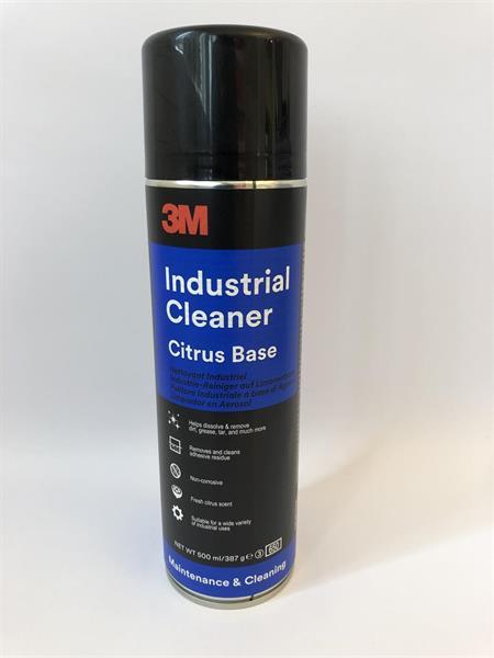 3M Industrial Cleaner Citrus Base Spray 400 ml  50098