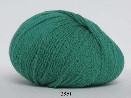 Kinna Textil Hjerte Fine grön