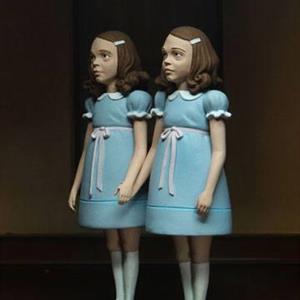 Toony Terrors, The Shining, The Grady Twins
