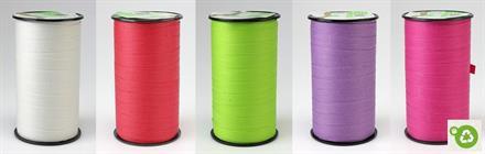 Presentsnöre cottonfield 10mm olika färger